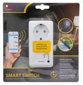 Wifi smart plug | Slimme stekker | Stopcontact schakelaar met app | Flamingo SF-5015HC