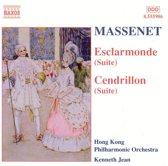 Massenet: Esclarmonde Suite etc / Kenneth Jean, Hong Kong PO