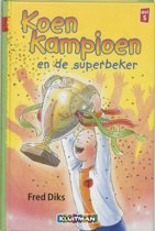 Klavertje drie-serie AVI 5 - Koen Kampioen en de superbeker