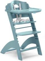 CHILDHOME - BABY MEEGROEISTOEL LAMBDA 2 JADE GROEN + PVC TABLET