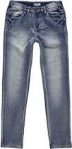 jongens Broek Kidzface Jongens Jogg jeans - Blauw - Maat 140 8717533643513