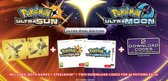 Pokemon Ultra Sun + Moon Dual Edition - 3DS (uitverkocht)