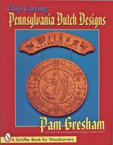 Chip Carving Pennsylvania Dutch Designs