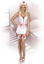 Volwassenenkostuum Hot nurse (M) - Carnavalskleding