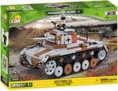 Cobi Small Army Panzer II Ausf. C   2459