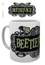 Beetlejuice Logo Mok
