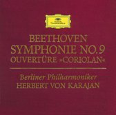 Symphony No 9/Coriolan Overture