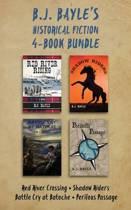 B.J. Bayle's Historical Fiction 4-Book Bundle