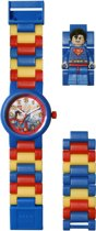 Lego Heroes kinderhorloge - Superman