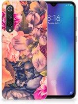 Xiaomi Mi 9 SE TPU Case Bosje Bloemen