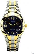 Casio Collection horloge EF-106SG-2AVCB metalen band en datumaanduiding