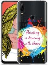 Huawei P Smart Z Hoesje Painting