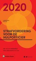 Zakboeken Politie - Zakboek Strafvordering voor de Hulpofficier 2020