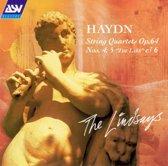 Haydn: String Quartets Op. 64 nos 4-6 / Lindsay String Quartet
