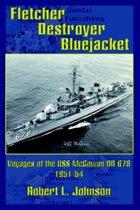 Fletcher Destroyer Bluejacket