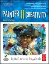 Elsevier Painter 11 Creativity 320pagina's softwareboek & -handleiding