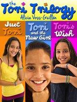 The Tori Trilogy: Just Tori, Tori and the New Girl, and Tori's Wish