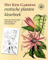 Kew Gardens Exotische Planten Kleurboek voor Volwassenen