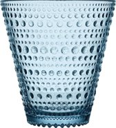 Iittala Kastehelmi Glas - 30 cl - Lichtblauw - 2 stuks