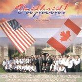 Vrijheid // Freedom //  Het Amerika-Canadakoor uit Holland