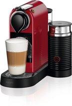 Krups Nespresso Citiz & Milk XN7615 - Koffiecupmachine - Rood