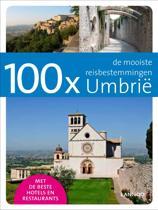 100 x gidsen - 100 x Umbrie