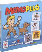MEMOplus - memory spel met 48 kaarten
