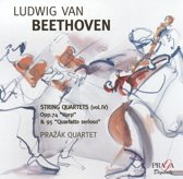 Beethoven: String Quartets Opp. 74 and 95 - Prazak Quartet -SACD- (Hybride/Stereo/5.1)