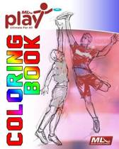 Mlu Play Coloring Book