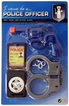 Politie set mini