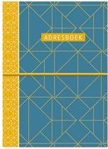Adresboek (klein - A6) - Patterns