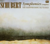 Schubert: Symphonies (Complete) / Roy Goodman, Hanover Band