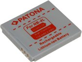 Battery for CANON NB-4L PowerShot TX1 SD30 SD40 SD200 300