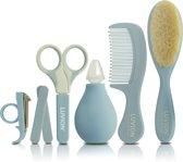 Luvion Luxe 7-delige Baby Verzorgingset - Manicure set - Borstel en Kam