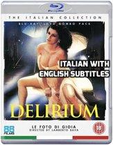 Delirium (Aka Le foto di Gioia) [Blu-ray+DVD] (import)