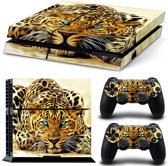 Luipaard - PS4 Console Skins PlayStation Stickers
