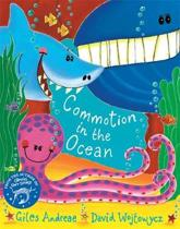 Commotion in the Ocean Board Book