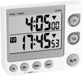 TFA 38.2025 Elektronischer 2-voudige Timer
