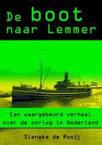 De boot naar Lemmer