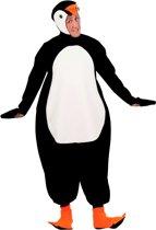Pinguin Kostuum | Waggelende Pinguin Kostuum Man | Medium | Carnaval kostuum | Verkleedkleding