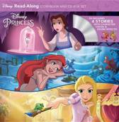Disney Princess Read-Along Storybook and CD Boxed Set