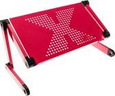 United Entertainment Multifunctionele Laptop Standaard - Roze