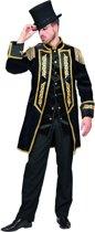 Black marquis jas voor heer