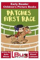 Patches First Race - Early Reader - Children's Picture Books
