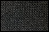 intrada Schoonloopmat / deurmat  - 120 x 180 cm - Antraciet