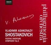 Festive Overture/Symphony No.5
