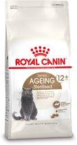 Royal Canin Ageing Sterilised 12+ - Kattenvoer - 4 kg