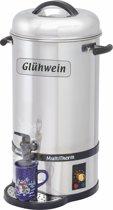 Bartscher Glühwein ketel 20 Liter| Edelstaal| 61(h) x 26.5 Ø cm