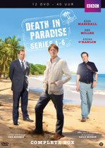 Death In Paradise - Seizoen 1 t/m 6 Box