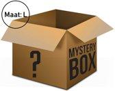 Mystery Box - Laat je verrassen met een doos vol unieke gadgets - Kinder speelgoed & gadgets thema - Maat L